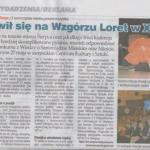 27 maja 2015  Konkurs z Wiedzy o Samorządzie  Miejskim oraz mieście Sierpc